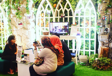 "WEDDING EXPO ""The Secret Garden Bridal Gallery"" by HEAVEN ENTERTAINMENT"