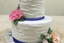 Wedding Cake for Putri by Giovani Patisserie