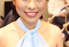 Bridesmaid - Karina by ayrin makeup