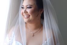 Mba Novi Wedding by Nadia Sabrina MUA
