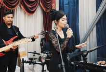 Dewi & Erns Wedding by 1548 band