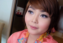 Makeup untuk Bridesmaid / party by tami makeup artist