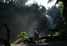 Beautiful Intimate Wedding of Hans and Jealine by AVAVI BALI WEDDINGS