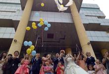 Richard & Livina by Perfect Wedding Organizer / Perfect WO