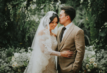 The wedding of Jason & Devi by AGVSTA by Bethania