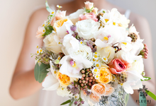 Bridal Bouquets by Fleuri