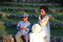 Wedding Lana & Chris by Bali Photo Booth