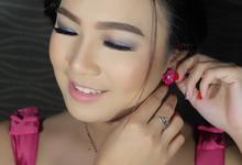 Prewedding Makeup for Febryani by Felicaang Makeup Artist