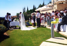 British Wedding Couples in Cyprus by m.a weddings in Cyprus (WeddingPlanningServices)