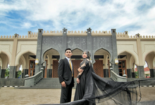 Story of prewedding : Dika & Indra by glamour photography