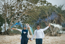 Prewedding Dewi & Johan by AIKON Photography