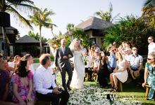 Semara villa wedding by Lombok Wedding Photography