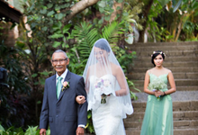 Brett and Bintang in Bali by Rufous Events