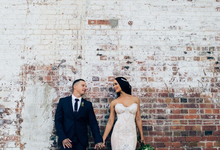 To Have and To Hold for Abi&Kel by Vera Wang Brides