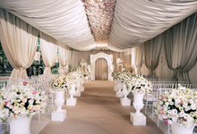 Neoclassic wedding by Wedding planner Oksana Bedrikova