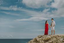 Icha & Alfad Prewedding by Le Motion