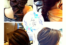 Untitled by ALMOND SALON and BRIDAL