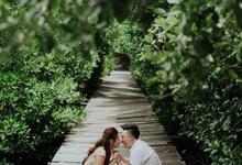 Prewedding Yenti & Samuel by WuSisters by Vero Wu