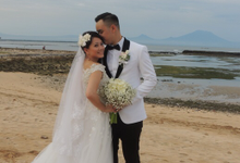 Alam & Tasia Wedding - 7 Maret 2015 by It's True Wedding