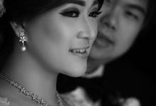 Radian and Venina Wedding by Vidi Daniel Makeup Artist managed by Andreas Zhu
