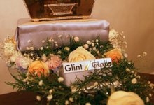 Bespoke Wedding Jewelry & Accessories by The Glint & Glaze