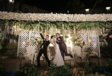 The Wedding of Edwin & Dinny by Elbert Yozar