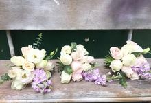 Purple Palette  by Fairy floral