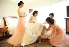 Wedding of Yaso & Tiffany by Dennys & Crew