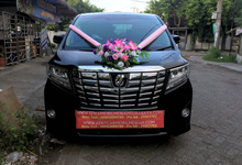 PROMO WEDDING 2018 NEW ALPHARD 2016/2017 by SENTOSA JAYA VIP WEDDING CARS SURABAYA