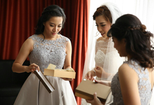 RK Bridesmaid's Pouch by MBTB