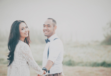 Vincent Epin Prewedding by Dikaderadjat