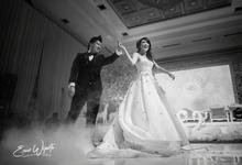Wedding Michael Wong & Monica  by Mayaratih Couture