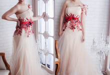 Pre-wedding Gowns 2 by D BRIDE