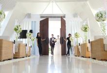 The Wedding Of Renata & Diego by Bali Eve Wedding & Event Planner