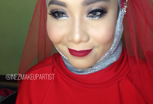 Wedding Make Up by INEZ MAKEUP ARTIST