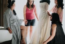 Welly & Carla Wedding Day by Djandela Photography