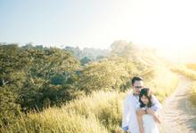 The pre wedding yogi + sinta by Bali Moments Photography