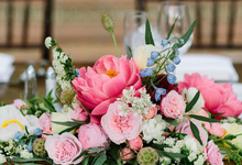Bright Spring Wedding by Shindig Chic