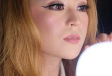 Thanx For Ms. Sheren by Natalia Ingkiriwang Bride Make Up