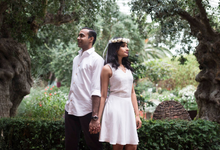 Jancy & Jiven - Engagement  by Subra Govinda Photography
