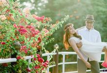Estee + Judge Engagement Photoshoot by MJ Nubla Makeup & Events