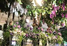 The Artpreneur Wedding Fair by Yulika Florist & Decor