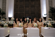 Wedding 2016  by STILETTO PAGAR AYU