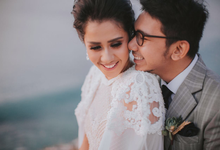 The wedding of Cietta & Agung by Sparkling Event House