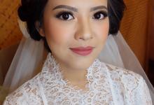 Irina's Wedding by Theiya Makeup Artistry