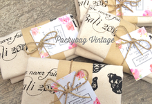 Natasha & Owen Wedding // Februari 2017 by Packy Bag Vintage