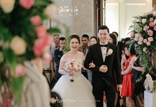 Wedding Day Michael and Dian by Luminous Bridal Boutique