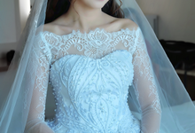 Dion & Inne Wedding by Olivia Shannon MakeUp & Hair Studio