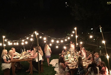Bohemian country Bridal Shower by L&A Event Designs