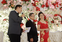 The Wedding of Robert & Marsha by Elbert yozar Mc